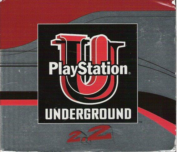 playstation underground demo disc list